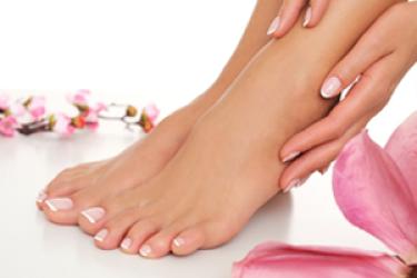 Как заботиться о красоте ног
