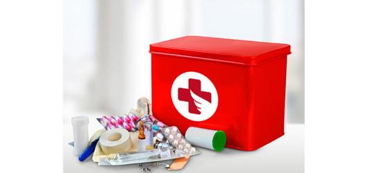 Ревизия аптечки
