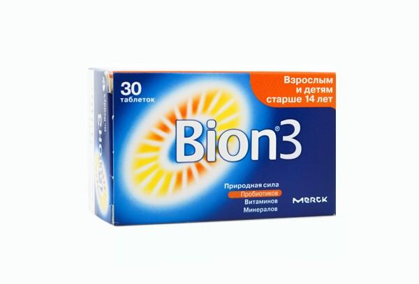 Бион 3 тбл 30 БАД