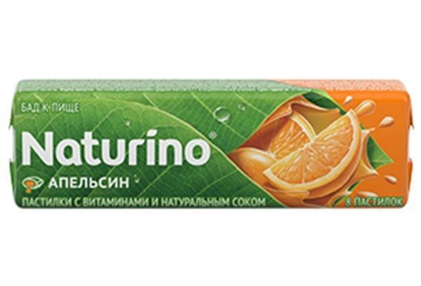 Натурино мультивит. Апельсин БАД