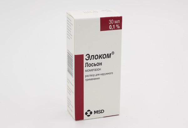 Элоком Лосьон 0,1% р-р д/наруж прим 30мл