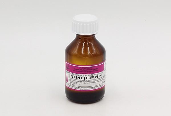 Глицерин р-р д/наруж прим 25г фл