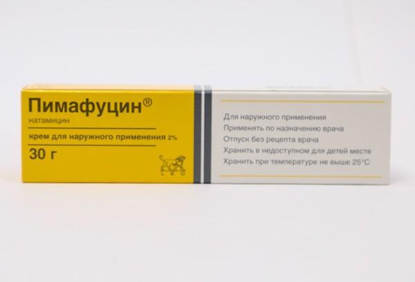 Пимафуцин 2% крем д/наруж прим 30г