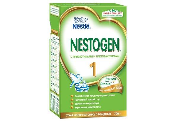 Дет Смесь Нестожен 1 молочная с пребиотиком 600г
