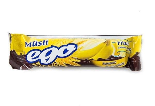 ДП Батончик мюсли Его банан в мол шок 25г