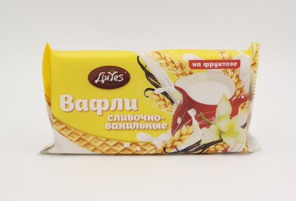 ДП Вафли ДиYes сливочно-ванильные на фруктозе 90г