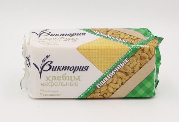 ДП Хлебцы Виктория вафельные пшеничные 60г