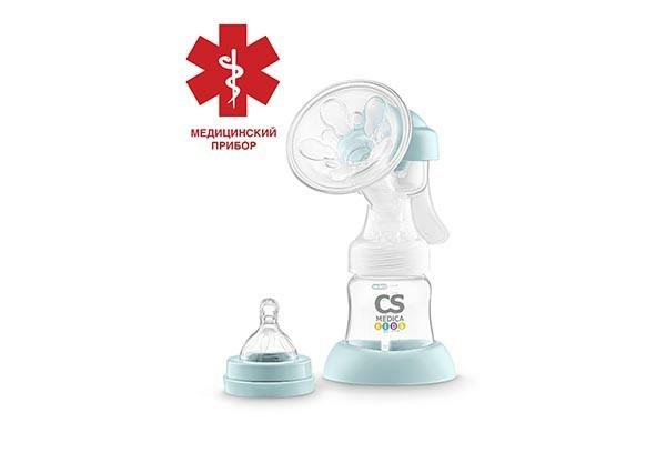 Молокоотсос ручной CS Medica Kids CS-41