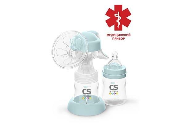 Молокоотсос ручной CS Medica Kids CS-43