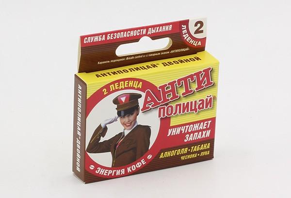 Антиполицай + энергия кофе карамель леденцовая 2