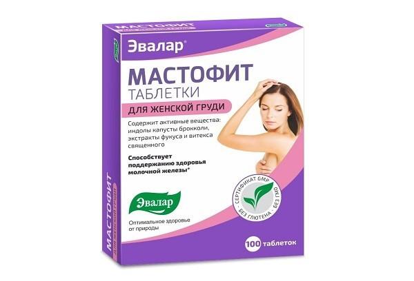 Мастофит тбл 100 БАД