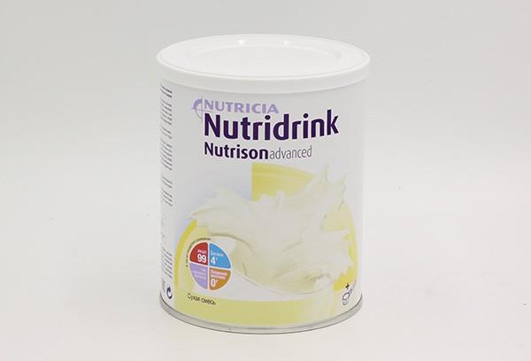 Нутризон Нутридринк Эдванс смесь для энтерал питания 322г