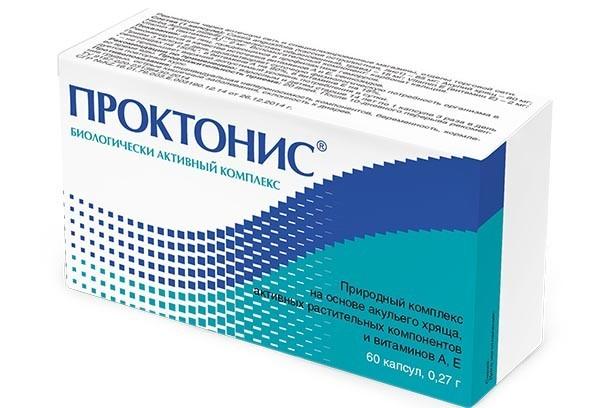 Проктонис капс 60 БАД